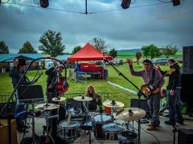 La Papa Verde Akustik Rock Tour nach Frankreich